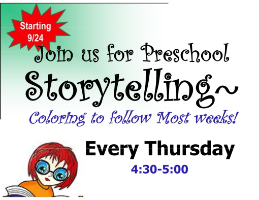 Join us for Storytelling and crafts [Compatibility Mode]