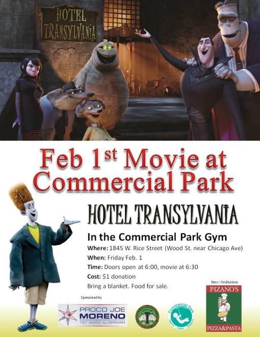 Hotel Transylvania Flyer
