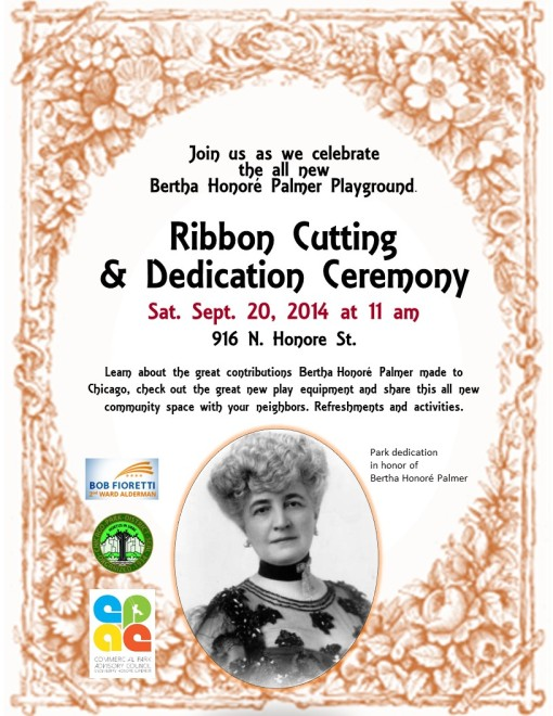 ribbon cutting flyer honore