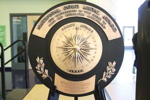 National Gold Medal Award