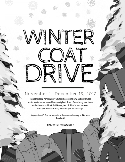 CPAC Winter Coat Drive