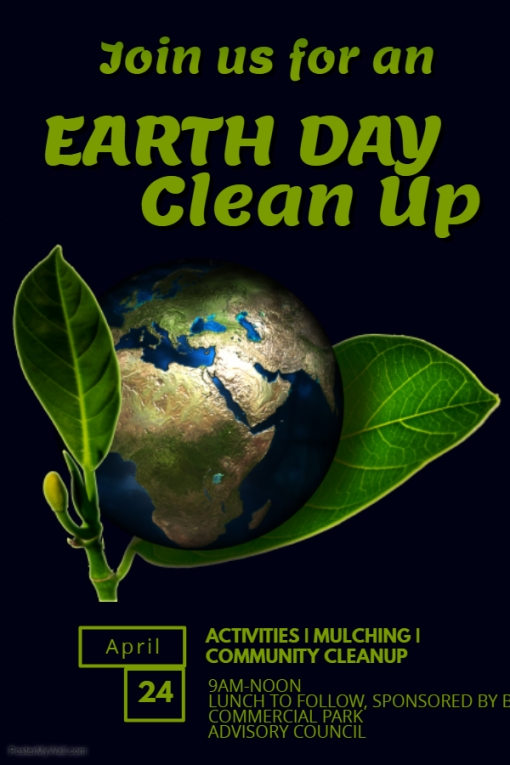 Earth Day Flyer 2018